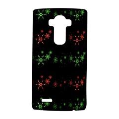 Decorative Xmas Snowflakes Lg G4 Hardshell Case by Valentinaart