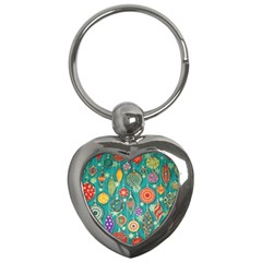 Ornaments Homemade Christmas Ornament Crafts Key Chains (heart)  by AnjaniArt