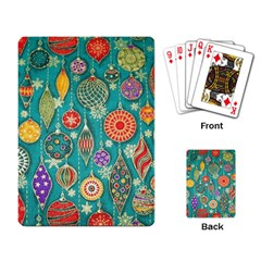 Ornaments Homemade Christmas Ornament Crafts Playing Card by AnjaniArt