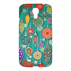 Ornaments Homemade Christmas Ornament Crafts Samsung Galaxy S4 I9500/i9505 Hardshell Case by AnjaniArt