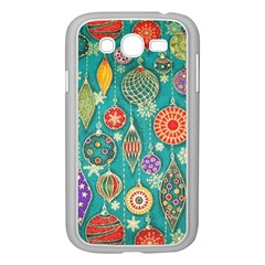 Ornaments Homemade Christmas Ornament Crafts Samsung Galaxy Grand Duos I9082 Case (white) by AnjaniArt