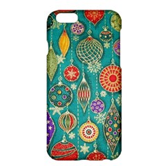 Ornaments Homemade Christmas Ornament Crafts Apple Iphone 6 Plus/6s Plus Hardshell Case by AnjaniArt