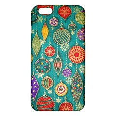 Ornaments Homemade Christmas Ornament Crafts Iphone 6 Plus/6s Plus Tpu Case by AnjaniArt