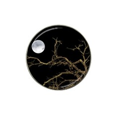 Nature Dark Scene Hat Clip Ball Marker (4 Pack) by dflcprints