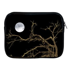 Nature Dark Scene Apple Ipad 2/3/4 Zipper Cases by dflcprints