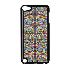 Multicolor Abstract Apple Ipod Touch 5 Case (black) by dflcprintsclothing