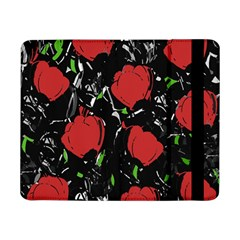Red Roses Samsung Galaxy Tab Pro 8 4  Flip Case by Valentinaart