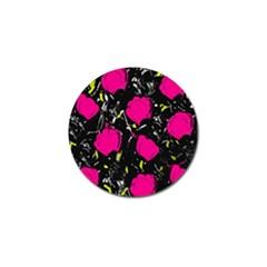 Pink Roses  Golf Ball Marker by Valentinaart