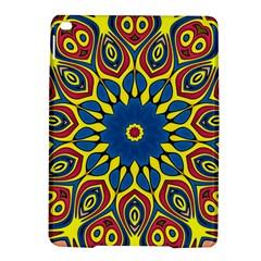 Yellow Flower Mandala Ipad Air 2 Hardshell Cases by designworld65