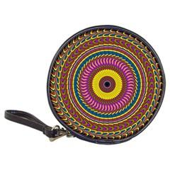 Ornament Mandala Classic 20 Cd Wallets by designworld65
