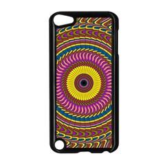 Ornament Mandala Apple Ipod Touch 5 Case (black) by designworld65