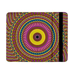 Ornament Mandala Samsung Galaxy Tab Pro 8 4  Flip Case by designworld65