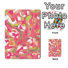 Pink Smoothie  Multi Purpose Cards (rectangle)  by Valentinaart