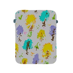 Spots                                                                                                      			apple Ipad 2/3/4 Protective Soft Case by LalyLauraFLM
