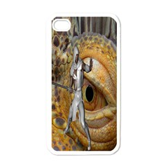 Dragon Slayer Apple Iphone 4 Case (white) by icarusismartdesigns