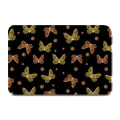 Insects Motif Pattern Plate Mats by dflcprints
