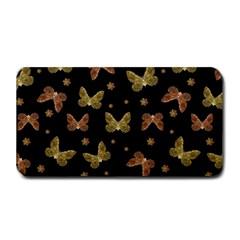 Insects Motif Pattern Medium Bar Mats by dflcprints