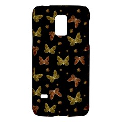 Insects Motif Pattern Galaxy S5 Mini by dflcprints