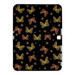 Insects Motif Pattern Samsung Galaxy Tab 4 (10 1 ) Hardshell Case  by dflcprints