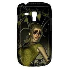 Wonderful Fairy Samsung Galaxy S3 MINI I8190 Hardshell Case by FantasyWorld7