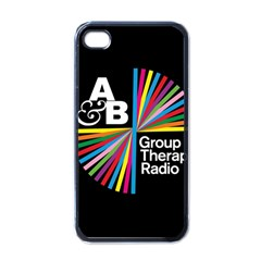 Above & Beyond  Group Therapy Radio Apple Iphone 4 Case (black) by Onesevenart