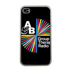 Above & Beyond  Group Therapy Radio Apple Iphone 4 Case (clear) by Onesevenart