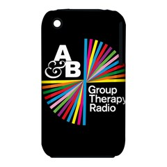 Above & Beyond  Group Therapy Radio Apple Iphone 3g/3gs Hardshell Case (pc+silicone) by Onesevenart