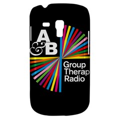 Above & Beyond  Group Therapy Radio Samsung Galaxy S3 Mini I8190 Hardshell Case by Onesevenart