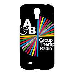 Above & Beyond  Group Therapy Radio Samsung Galaxy S4 I9500/i9505 Hardshell Case by Onesevenart