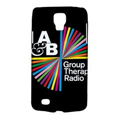 Above & Beyond  Group Therapy Radio Galaxy S4 Active by Onesevenart