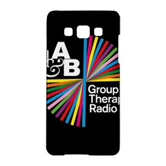 Above & Beyond  Group Therapy Radio Samsung Galaxy A5 Hardshell Case  by Onesevenart