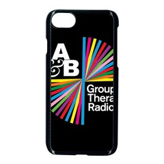 Above & Beyond  Group Therapy Radio Apple iPhone 7 Seamless Case (Black) by Onesevenart