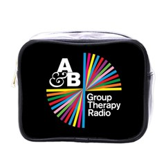 Above & Beyond  Group Therapy Radio Mini Toiletries Bags by Onesevenart