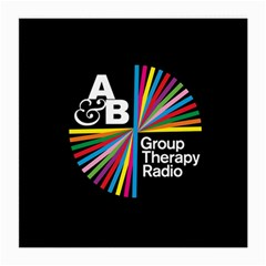Above & Beyond  Group Therapy Radio Medium Glasses Cloth (2 Side) by Onesevenart