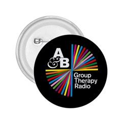 Above & Beyond  Group Therapy Radio 2 25  Buttons by Onesevenart