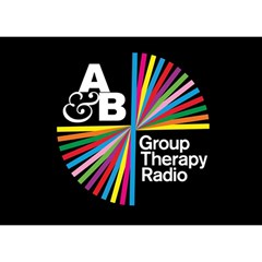 Above & Beyond  Group Therapy Radio Birthday Cake 3d Greeting Card (7x5) by Onesevenart