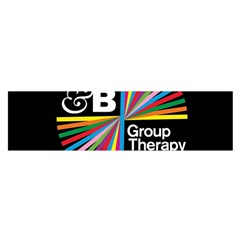 Above & Beyond  Group Therapy Radio Satin Scarf (oblong) by Onesevenart