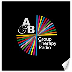 Above & Beyond  Group Therapy Radio Canvas 20  X 20   by Onesevenart