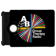 Above & Beyond  Group Therapy Radio Kindle Fire Hd Flip 360 Case by Onesevenart