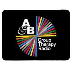 Above & Beyond  Group Therapy Radio Samsung Galaxy Tab 7  P1000 Flip Case by Onesevenart