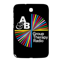 Above & Beyond  Group Therapy Radio Samsung Galaxy Note 8 0 N5100 Hardshell Case  by Onesevenart