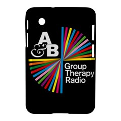 Above & Beyond  Group Therapy Radio Samsung Galaxy Tab 2 (7 ) P3100 Hardshell Case  by Onesevenart