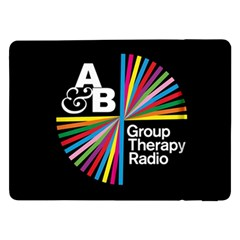 Above & Beyond  Group Therapy Radio Samsung Galaxy Tab Pro 12 2  Flip Case by Onesevenart