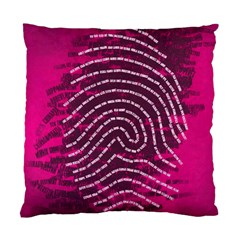 Above & Beyond Sticky Fingers Standard Cushion Case (one Side) by Onesevenart