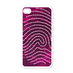 Above & Beyond Sticky Fingers Apple Iphone 4 Case (white) by Onesevenart