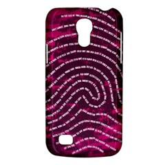 Above & Beyond Sticky Fingers Galaxy S4 Mini by Onesevenart