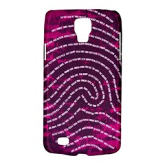 Above & Beyond Sticky Fingers Galaxy S4 Active by Onesevenart
