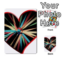Above & Beyond Multi Purpose Cards (rectangle)  by Onesevenart