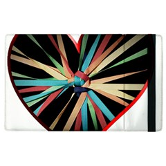 Above & Beyond Apple Ipad 3/4 Flip Case by Onesevenart