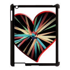 Above & Beyond Apple Ipad 3/4 Case (black) by Onesevenart